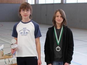 Gewinner in der Juniorenklasse